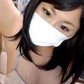【ライブチャット】このロリ系黒髪美少女が実は超爆乳なんて信じられる!?