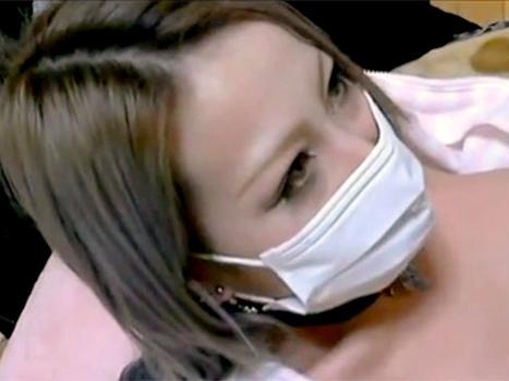 【ライブチャット動画】美形素人ギャルが彼氏にイラマチオさせれてオエってなりながらも健気にSEX!最後は口内射精でごっくん