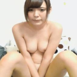 [個人撮影]顔もおっぱいも最高レベルの女子が裸でライブチャット