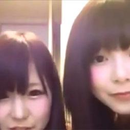 [個人撮影]まさかの友達3人でこれからライブチャットを実況!