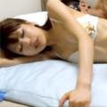 【ライブチャット】超スレンダーな彼女が彼氏に挿入されて本気で感じて喘ぐ一部始終