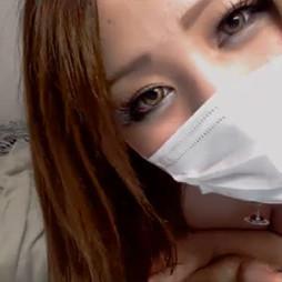 【ライブチャット】ムッチリなヤンキー系素人娘が爆乳スライム乳これでもかと丸出しのエロ配信