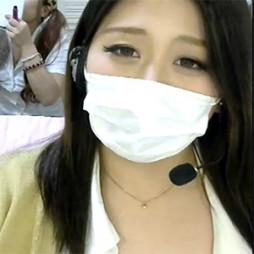 【ライブチャット動画】制服コスの夢眠ねむ似の素人が色白おっぱい丸見せのエロエロ生配信